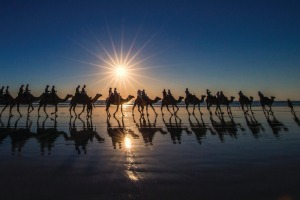 <i>Cable Beach, Broome</i>