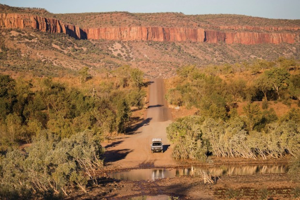 This is usually a six-day trip that begins in the town of Derby and ends around the sprawling El Questro Wilderness ...