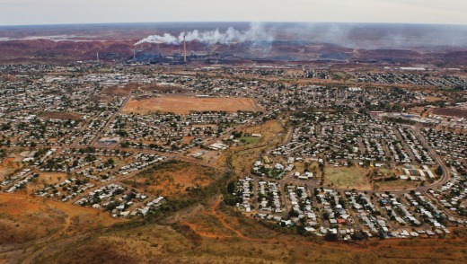 Mount Isa is known for its country Australian festivals.