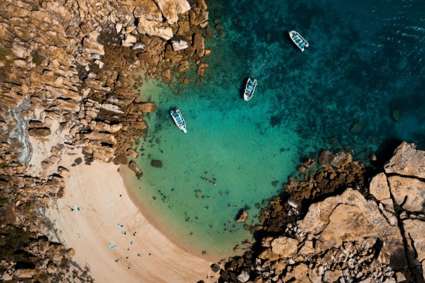 There's nothing like the sweeping landscapes, secluded beaches and vibrant colours of the Kimberley, WA, but we don't ...