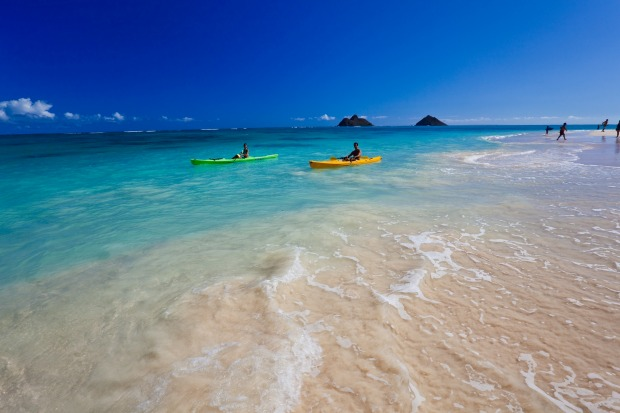 GIVEAWAY: Win the Sweetest Trip for Two to Hawaii