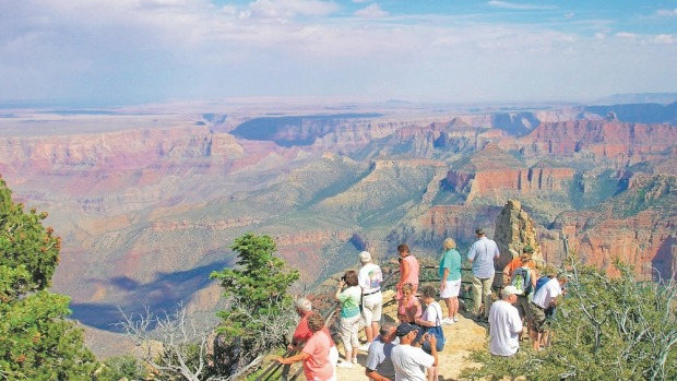 Visit the Grand Canyon with Collette.
