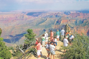 Visit the Grand Canyon with Colette.