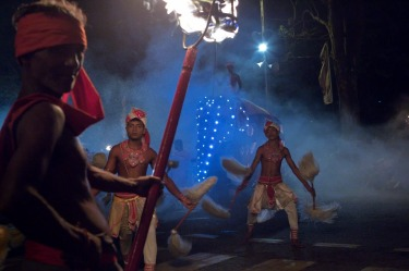 The Esala Perahera festival is held in Kandy, Sri Lanka each year. With musicians, dancers, jugglers and decorated ...