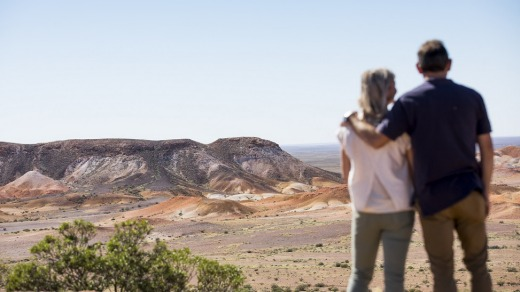 See Australia on one of the country's great rail journeys.