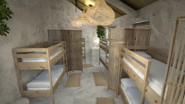 the world 39 s first sand hostel gold coast don 39 t miss your. Black Bedroom Furniture Sets. Home Design Ideas