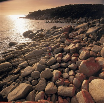Until the rest of the world finds it, the Bay of Fires is the ultimate place to get away, by pitching a tent in one of ...