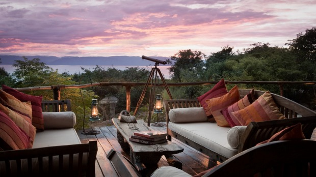 Firelight Safaris in Tanzania.