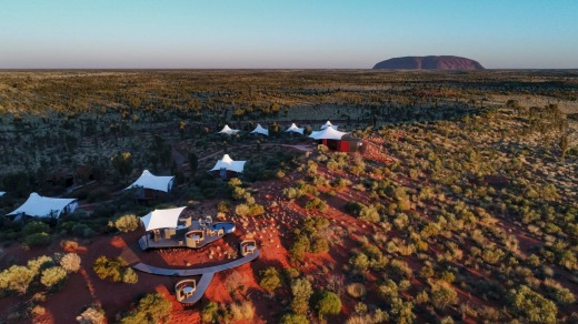 Take your outback experience to the next level at Dune House.