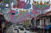 Travelling on the Hop-on Hop-off bus through Singapore I came upon this street in an area called Little India. The ...