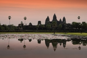 There's no experience in South East Asia quite like Angkor Wat.
