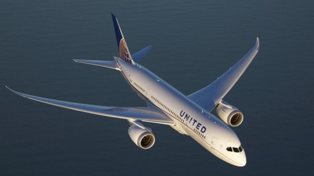 United's new Australia-US route is one of the world's longest