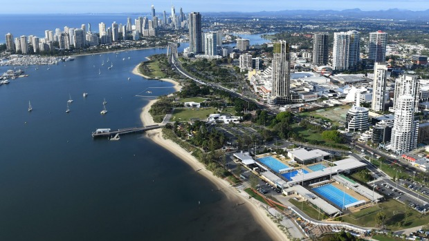 """The Commonwealth Games will provide a """"window"""" into the beauty of the Gold Coast in 2018."""