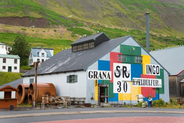 THE HERRING ERA MUSEUM, SIGLUFJORDUR: It might seem odd that Iceland's largest maritime museum is in a tiny fishing port ...