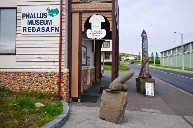 The Icelandic Phallological Museum, Reykjavik: What aim could be nobler that to collect the penis of every animal that ...