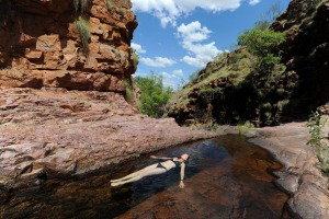 The outback doesn't get more out-the-back than the Kimberley.
