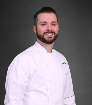 Joshua Smith is executive chef at BARDOT Brasserie at Aria Resort & Casino in Las Vegas.