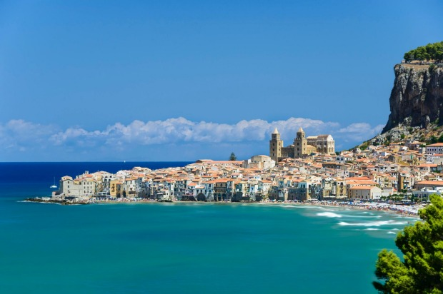 "CLUB MED CEFALU, SICILY: Mid-2018, Club Med's Sicily property re-opens as the first ""Five Trident"" in Europe. The ..."