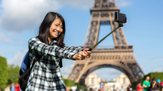 Impact of internet on chinese tourism
