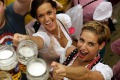 It may start in September, but the party for Munich's Oktoberfest continues into the next month.
