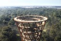 Treetop Experience in Denmark will offer towering views across Gisselfeld Klosters Skove, a preserved forest an hour ...