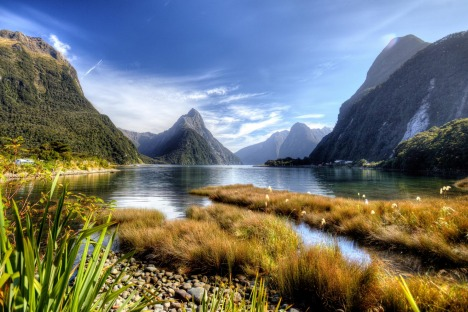 MILFORD SOUND, New Zealand SunSep24cover - Neighbourhood Watch - Sheriden Rhodes Credit: Shutterstock