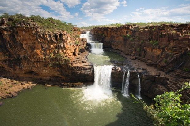 Horizontal Waterfalls are now accessible on seaplane trips from Broome and Derby, and a standard stop on expedition ...