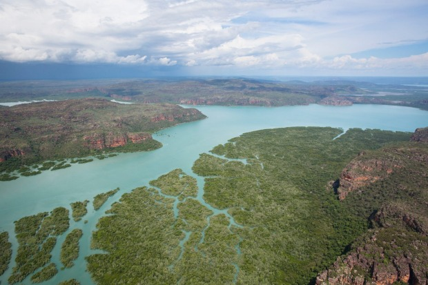 Cruising the Kimberley with Silversea.