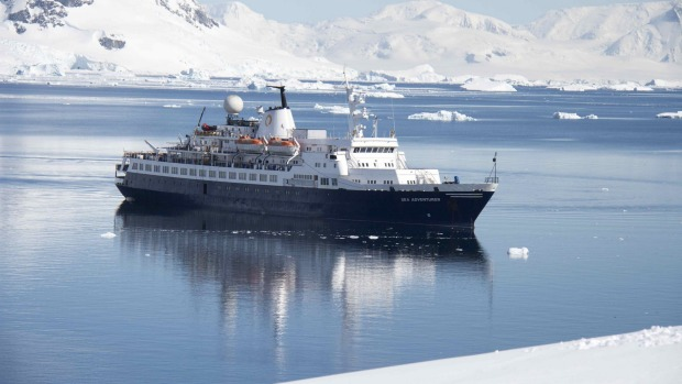 Pay attention to the fine print on travel insurance in Antarctica.