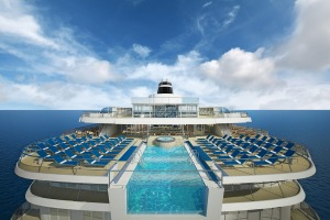 What does the perfect cruise ship look like? Viking ships offer fabulous decks.