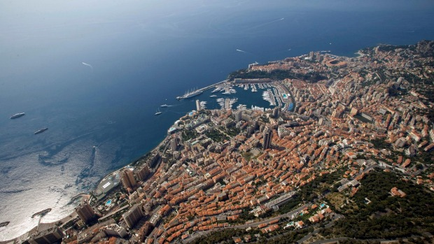 Monte Carlo: Petite perfection of a town.