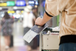 Your boarding pass can indicate if you're in for a longer airport security experience.