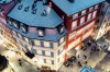 9 MARKTGASSE HOTEL, ZURICH: This building has served as an inn for 500 years – though surely never so comfortably. ...
