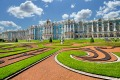 Catherine Palace outside St Petersburg.