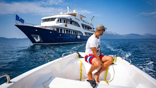 Peregrine Adventures is tripling the number of its small-ship Adventure Cruising departures in Europe in 2018.