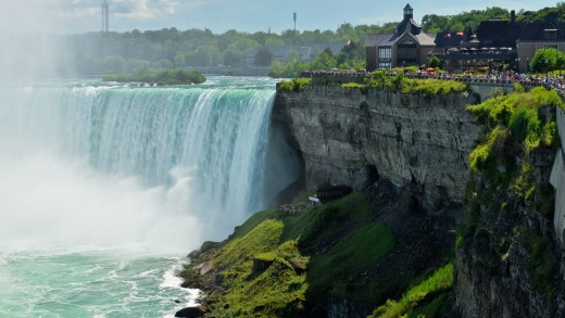 'Sounds like the roaring fires of hell': The Journey Behind the Falls is an attraction in Niagara Falls, Ontario, ...
