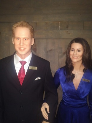 NQR: Wills and Kate