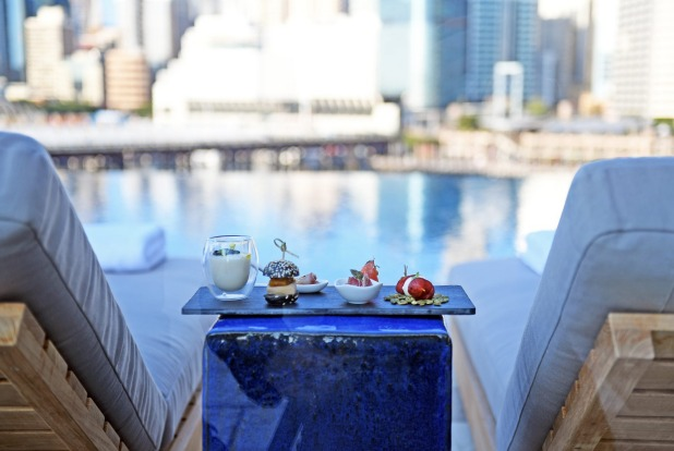 Sofitel Darling Harbour.