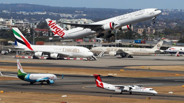 World\'s busiest airline route by passenger numbers: Melbourne-Sydney ...