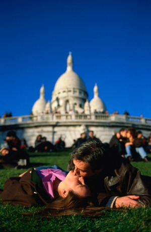 City of love ... unusual tours offer a new perspective on Paris.