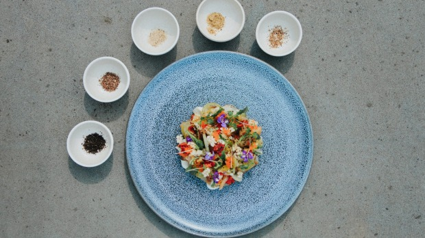 Seasalt has marked its focus on locally caught seafood.