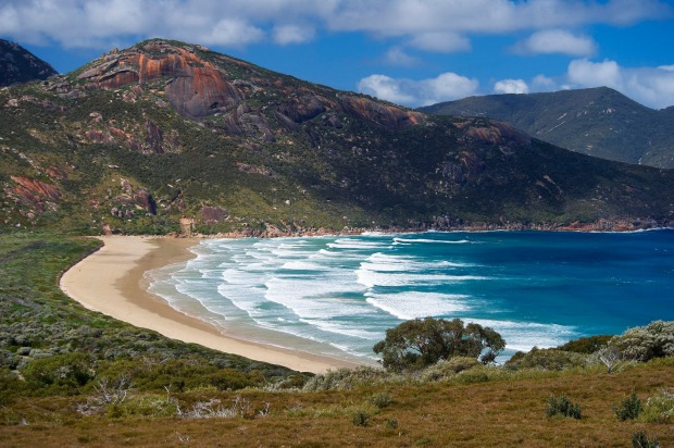 7. Bass Coast, Vic. Although well-known by Victorians, the stretch of road that winds along the Bass Coast east of ...