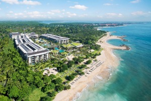 Sofitel Bali Nusa Dua is on the eastern tip of Bali.