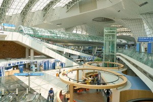 Seoul's Incheon Airport is rated as one of the world's best.