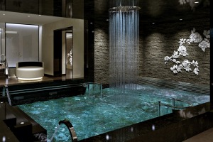 Take advantage of on-board spas such as the Thermal Suite, The Enclave at the Lotus Spa on Princess cruises.