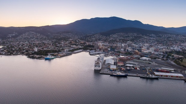 Hobart is the third most popular city for Australian travellers with 1.75 million prospective visitors.