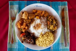 Sri Lanka  is home to a cuisine that is seriously, spectacularly good.
