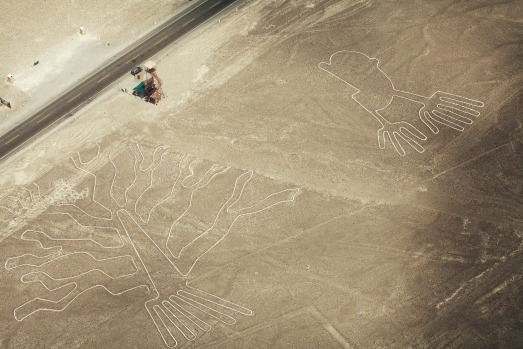 THE PLACE. Nazca, Peru. No one is quite sure what motivated the Nazca people of central Peru to scratch out, over a ...