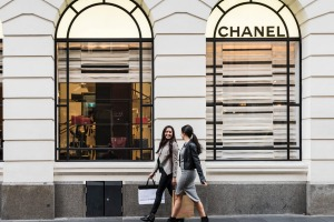 Whatever it is that denotes style and that certain chic, Melbourne has it in spades: Chanel on Flinders Lane.