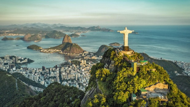 Like to visit Rio de Janeiro? Just try getting a visa.